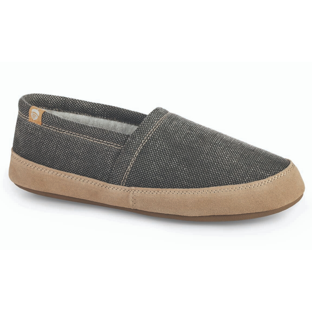Men's Summerweight Moccasins Right Angled View