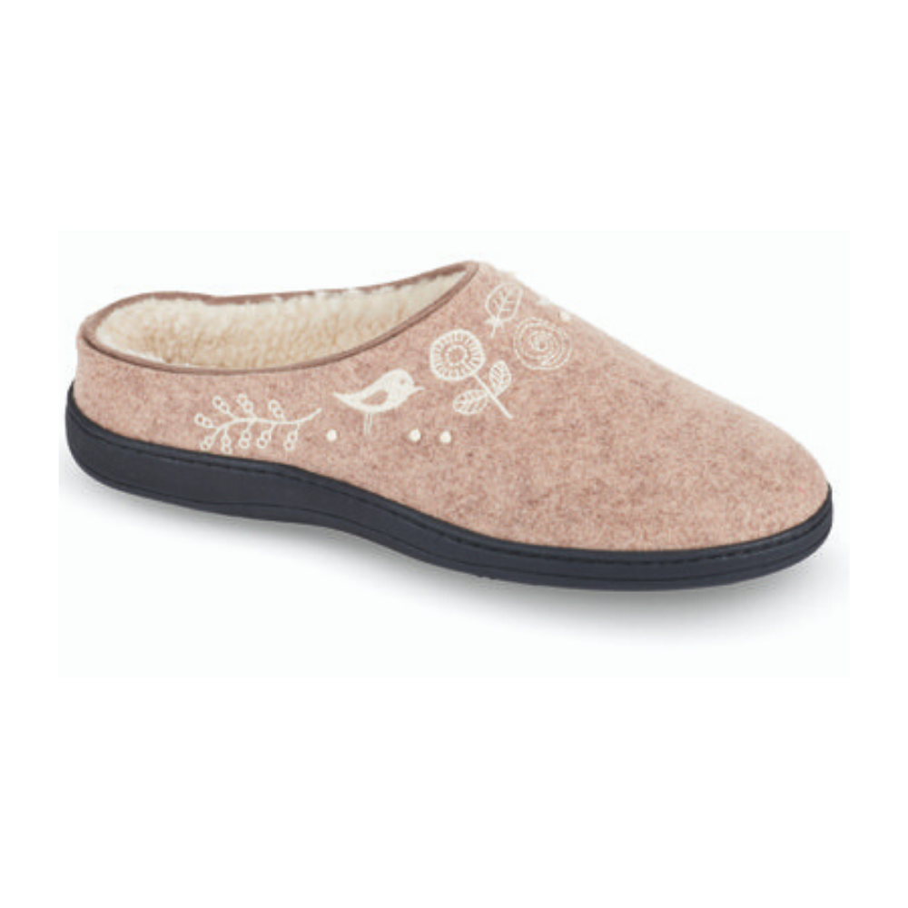 Women's Talara Mule in Oatmeal