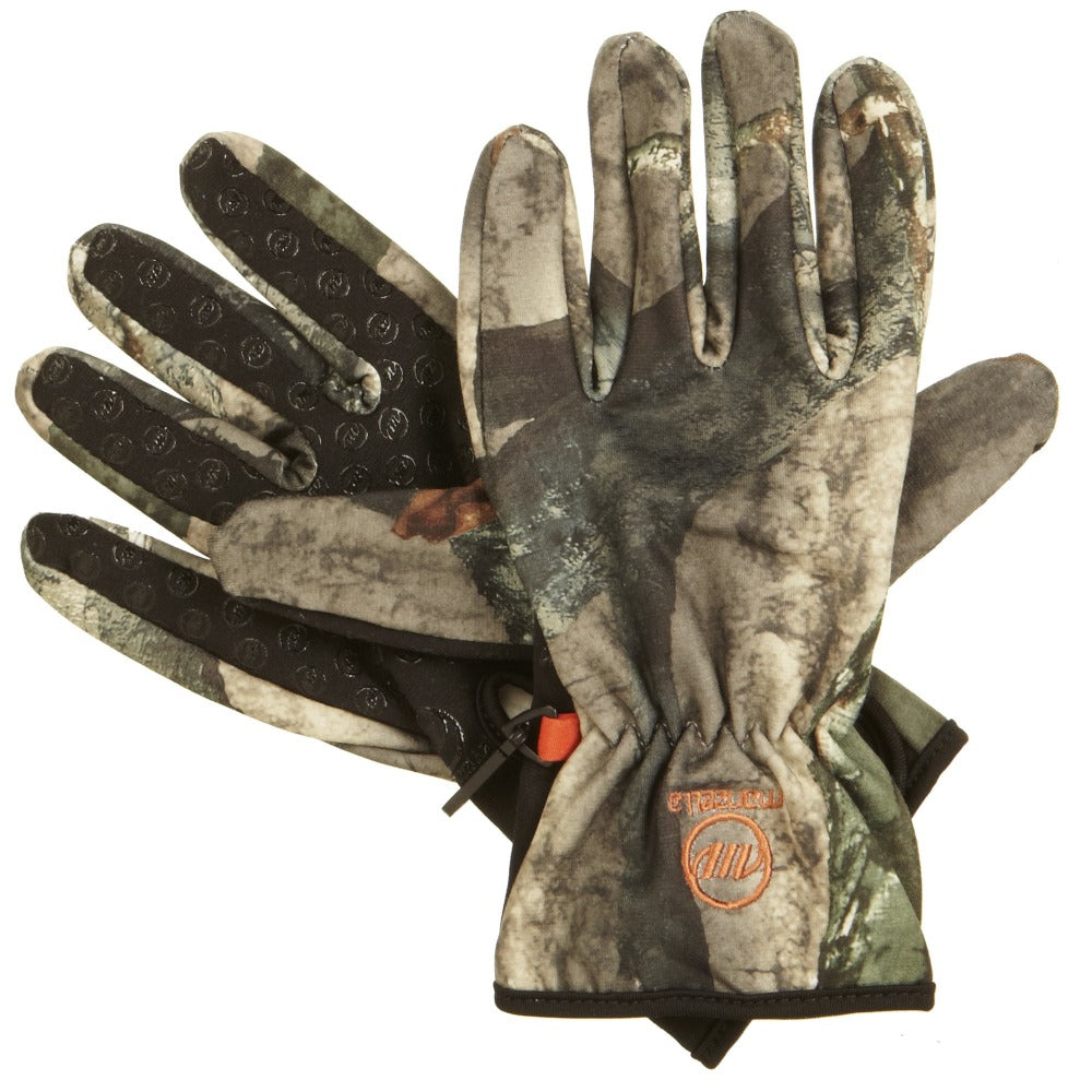 Women's Bow Ranger Hunting Gloves Pair Straight on View