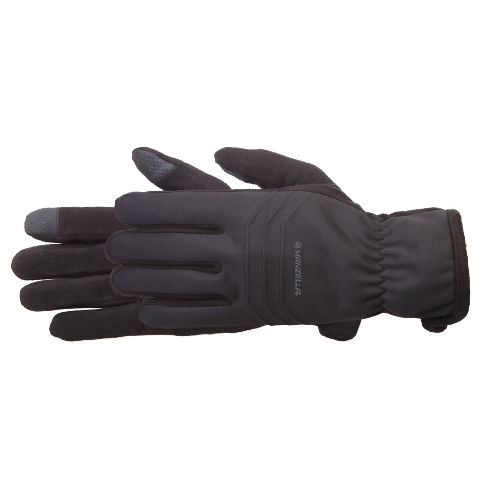 Men's Hybrid Ultra Touchtip Gloves Pair Side Profile