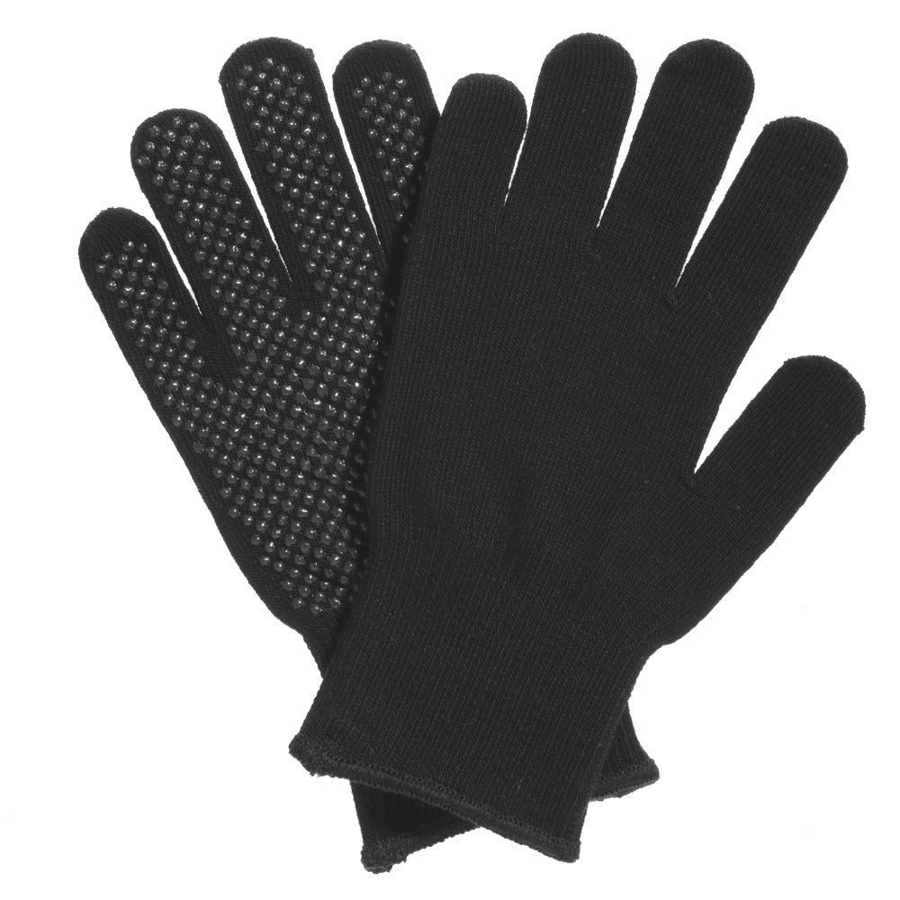 Men's Gripper Uniform Gloves Pair Straight On View