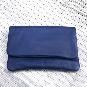 LEATHER PURSES AND CLUTCHES