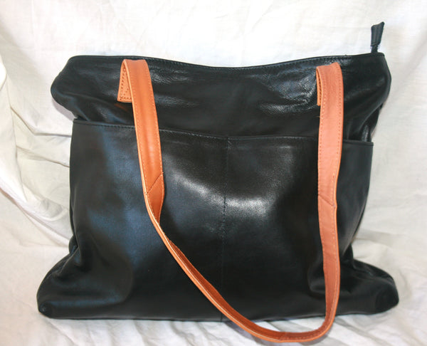 Chloe Black Leather Bag