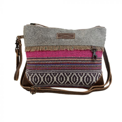Laced Cross Body Bag