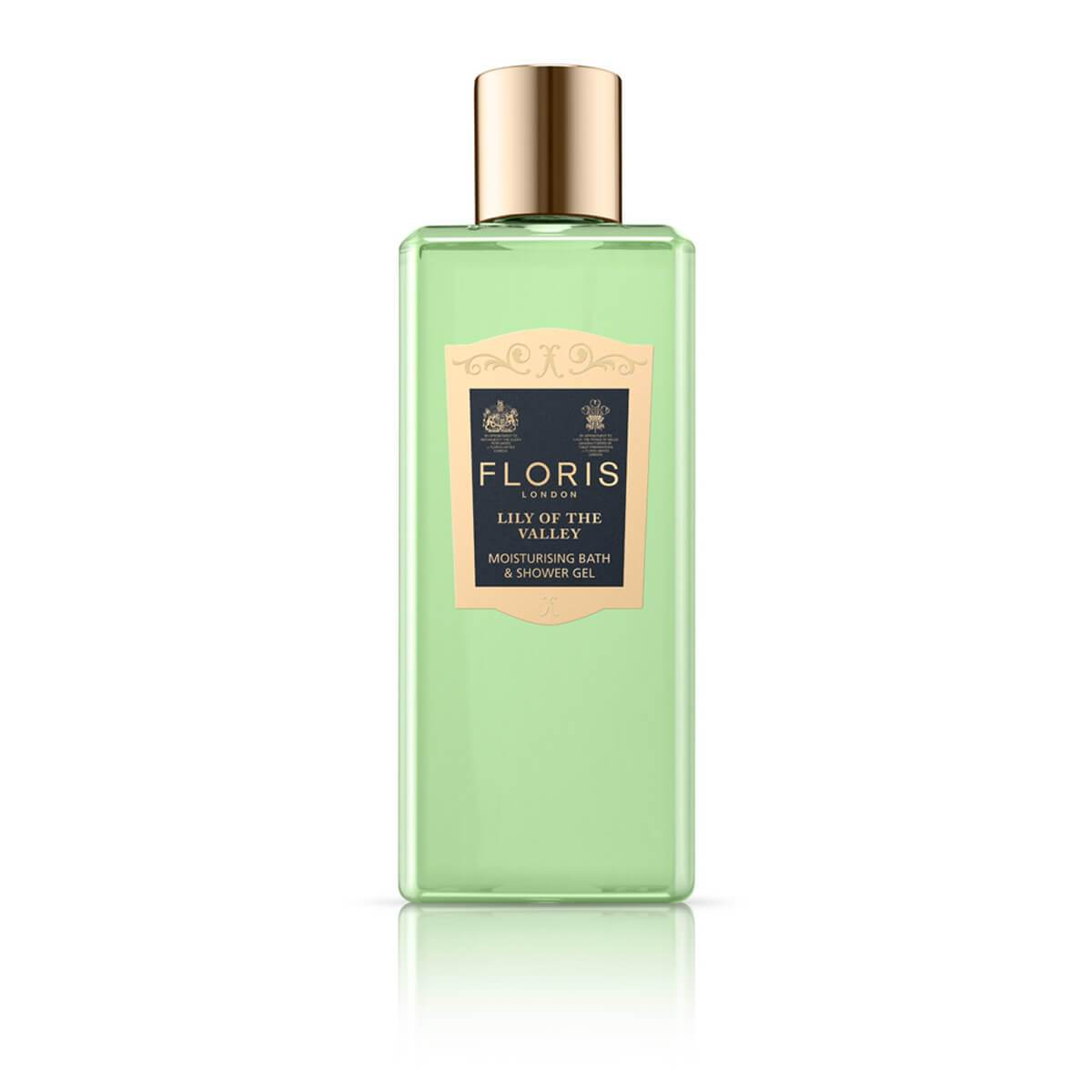 Lily of the Valley - Moisturising Bath & Shower Gel