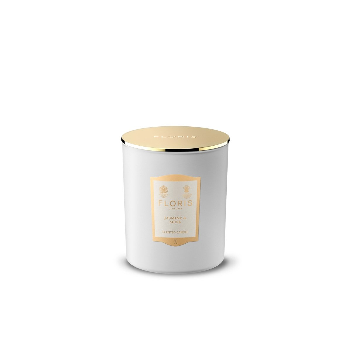 Jasmine & Musk - Scented Candle