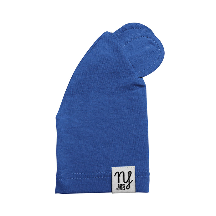 Blue Teddy Hat