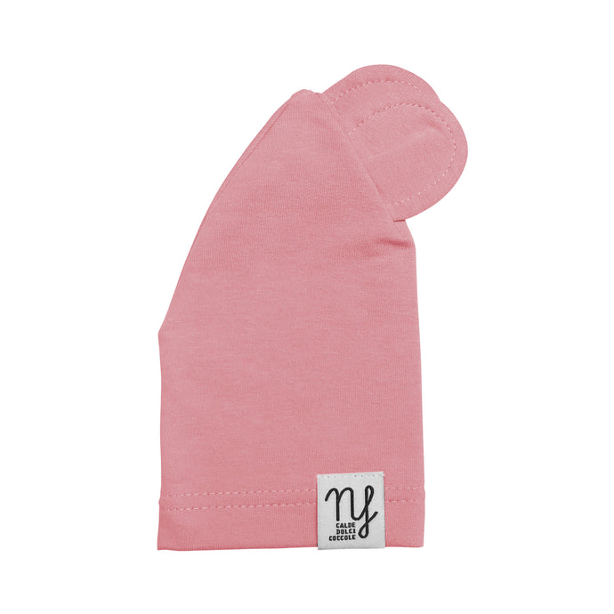 Pink Teddy Hat