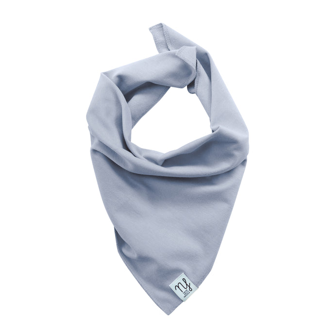 Scarf baby blue
