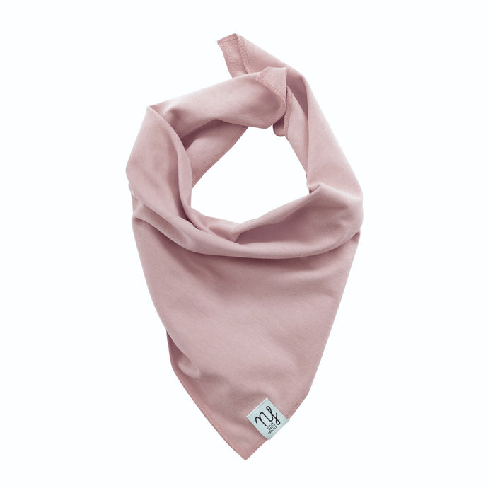 Scarf baby pink
