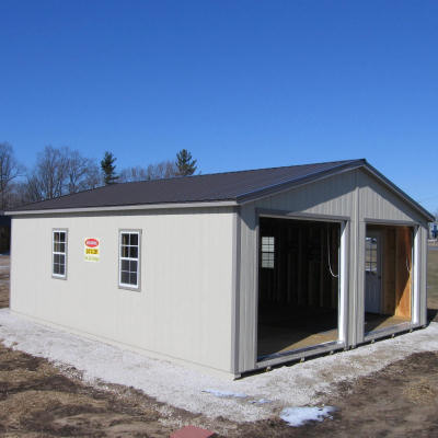 Storage Sheds | Storage Barns | Garages | Berrien County | Southwestern Michigan