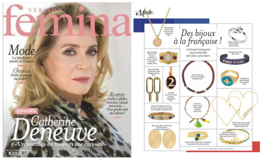 Version Femina - Septembre 2019
