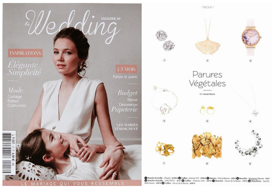 Wedding Magazine - Mars 2019
