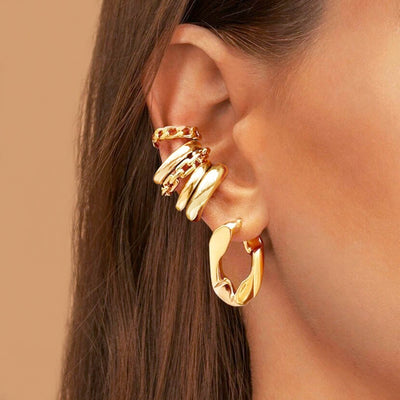LINK UP | Fake Ear Cuff Collection