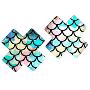 mermaid nipple covers holographic nipple stickers cross nipple covers scale nipple daisies green nipple cover