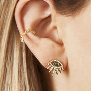 gold ear cuffs gold ear wraps