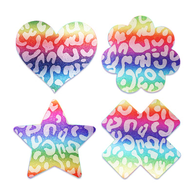 glitter nipple pasties star nipple cover