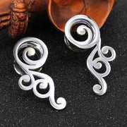 TORI | Spiral Hanging Ear Tunnel