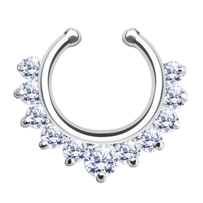 Antonia | Fake Septum Ring