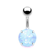 Glitter Pop | Faux Opal Belly Bar