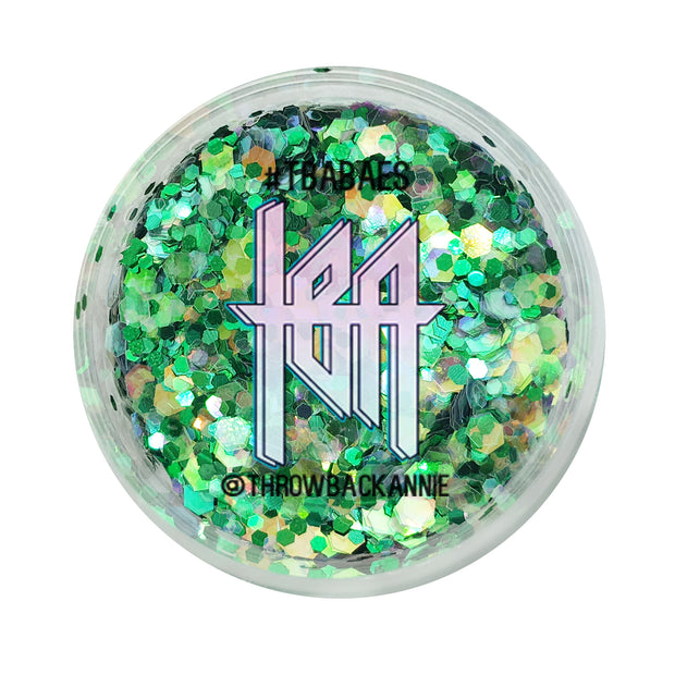 Appletini | Green Holographic Cosmetic Glitter