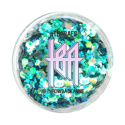 Mermaid Tears | Blue Cosmetic Glitter