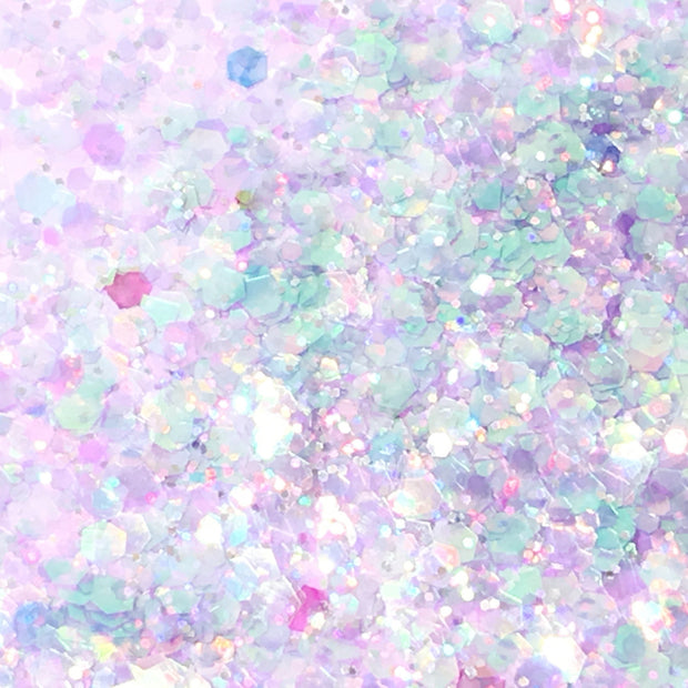 Cosmic Girl | Sparkly Cosmetic Glitter Pots