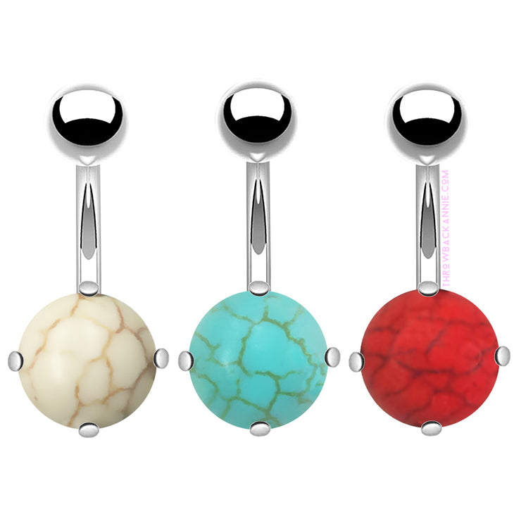 Naturals | Stone Belly Bars