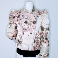 Asos Embroidered Blossom 'Jacquard' Jacket