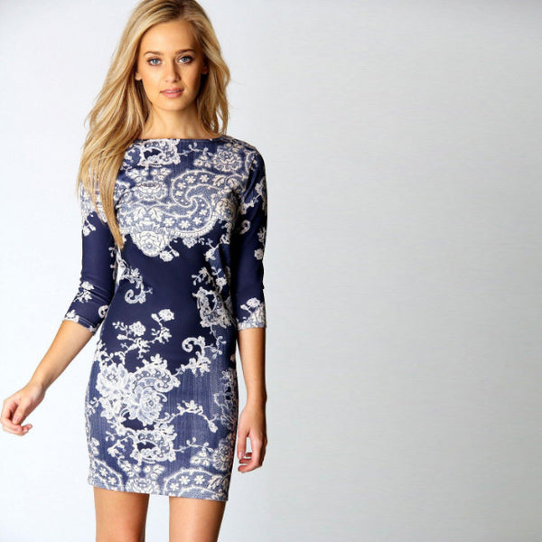 'Lace' Bodycon Dress
