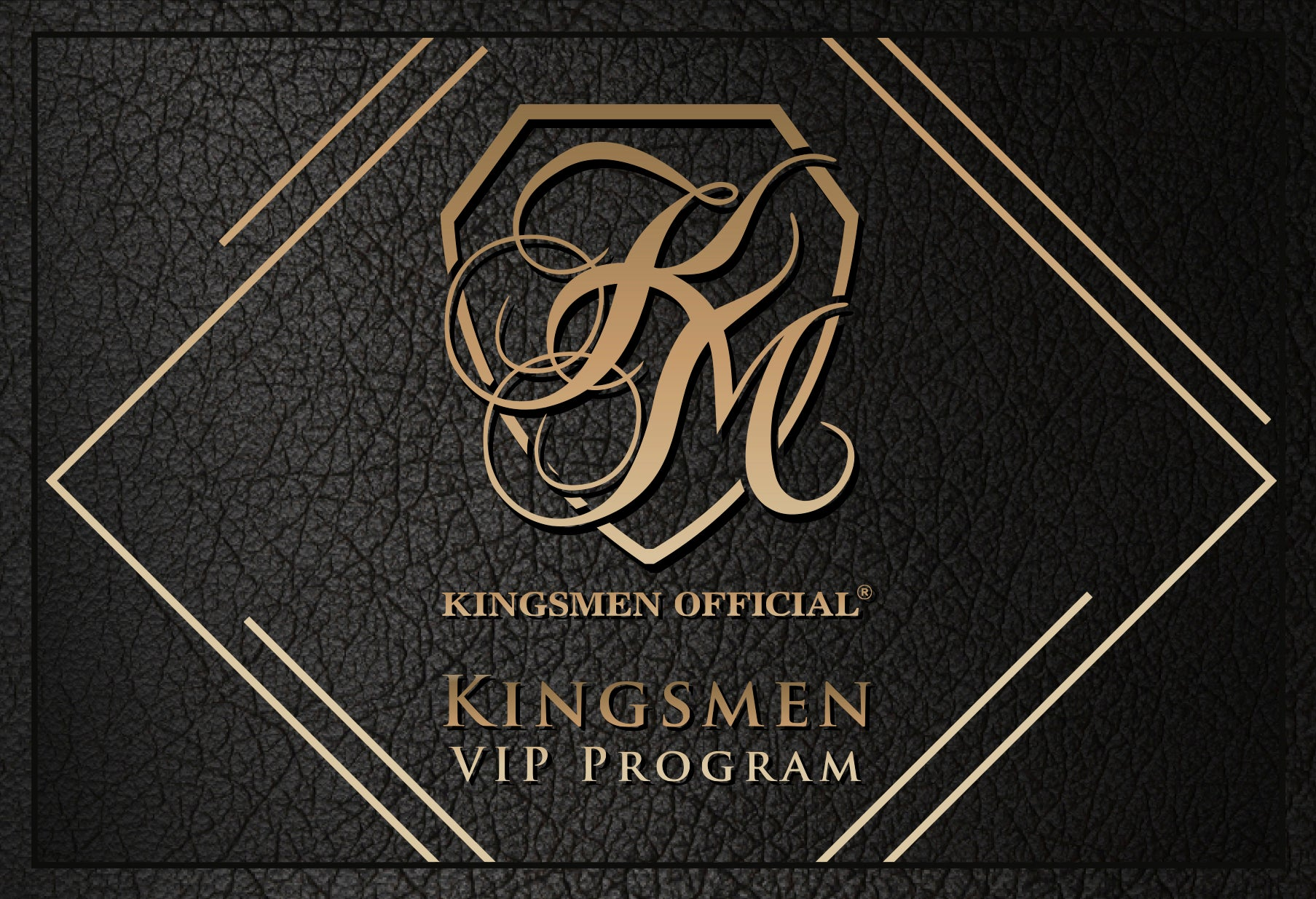 kingsmen vip program afbeelding