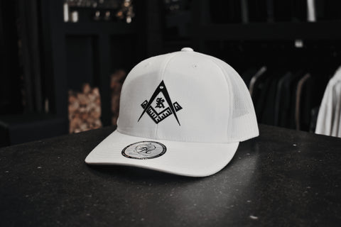 Kingsmen secret symbol logo cap