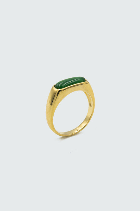 Green bar ring