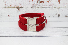 Elspeth Harris Tweed Dog Collar