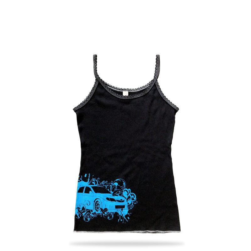 Hazards Tank Top Front