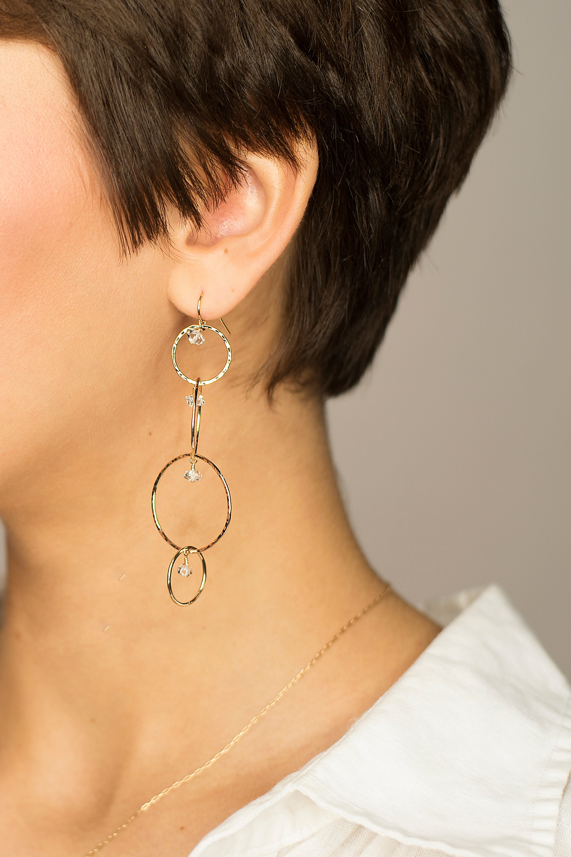 Enso Earrings