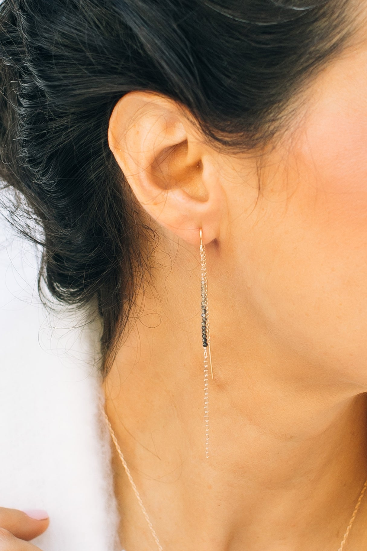 Elixir Threader Earrings