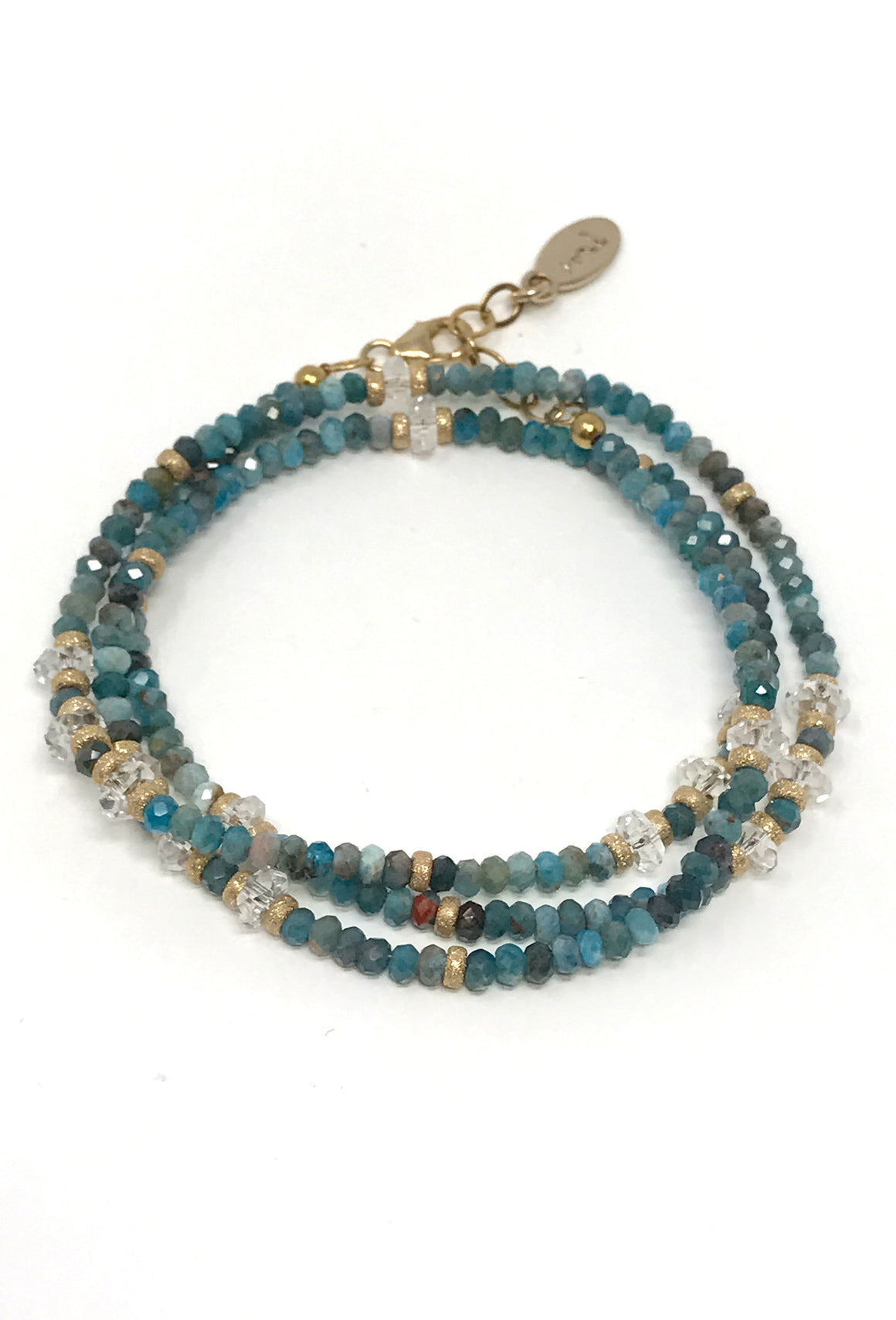 Sisu Wrap Bracelet or Necklace