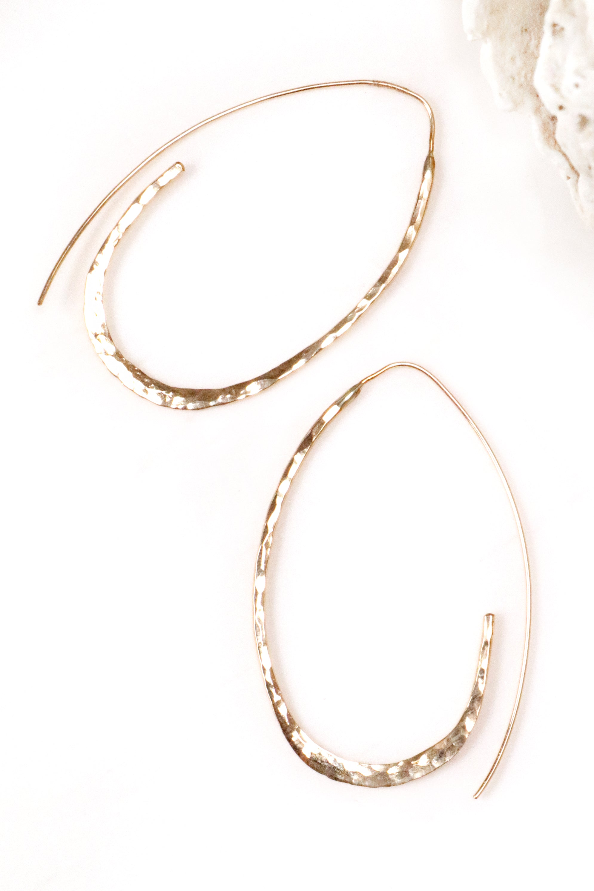 Hoop Threader Earrings