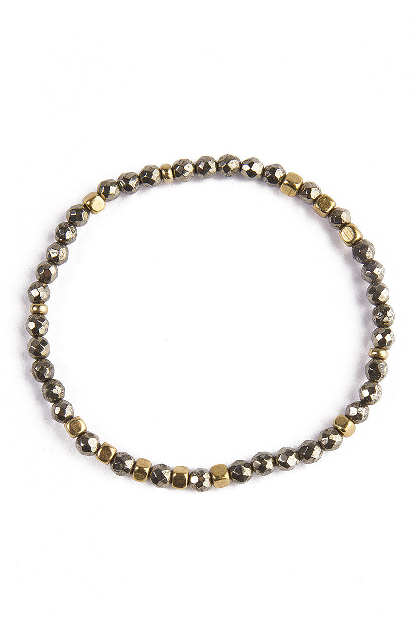 Gemstone Option: Pyrite