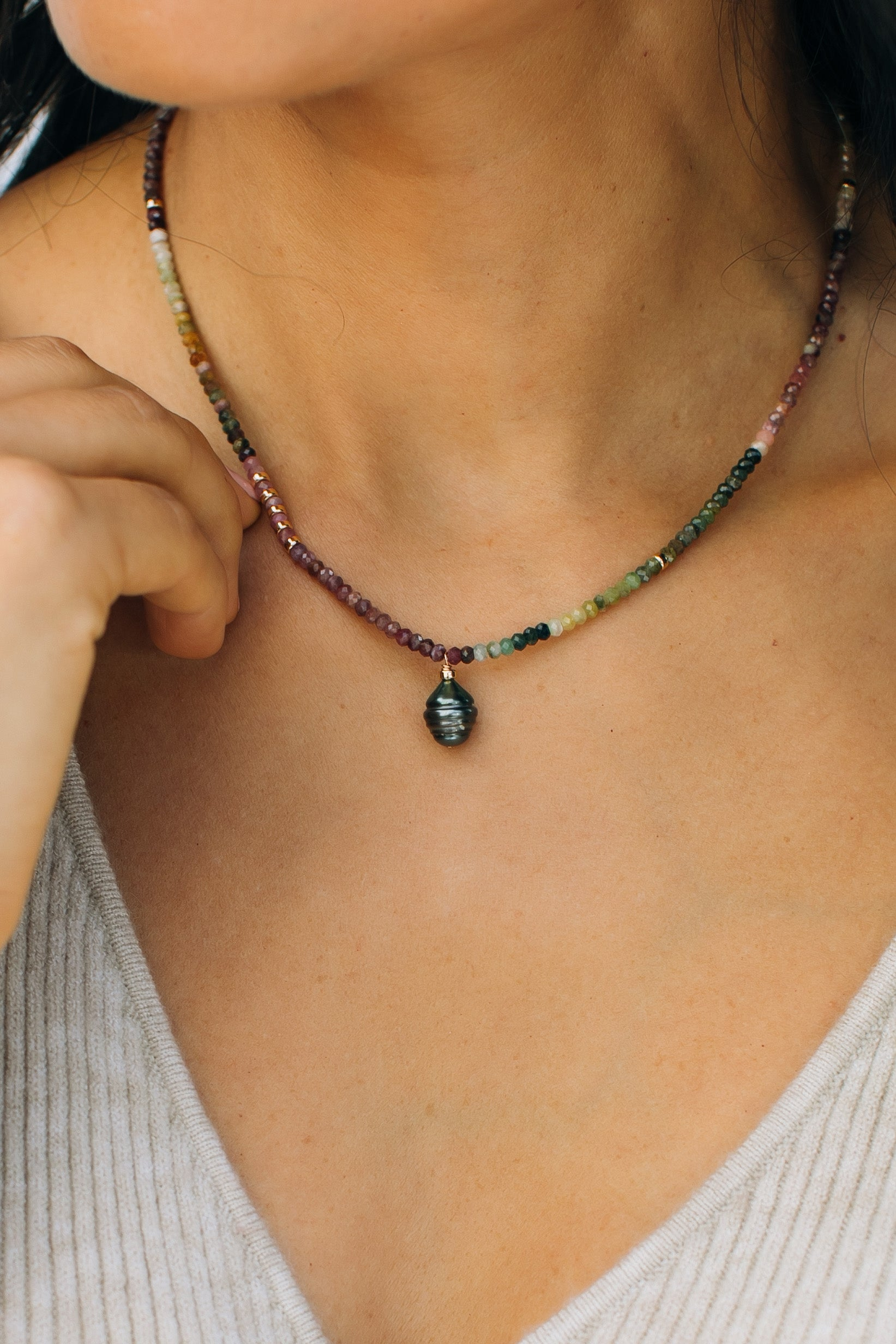 Gusto Necklace