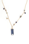 Kyanite Pendant Necklace