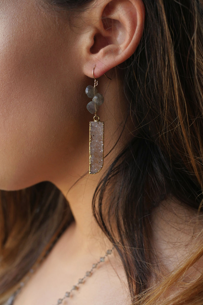 Focused Earrings