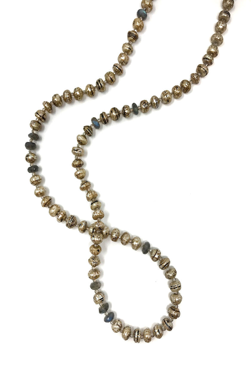 pearl en necklace freshwater colour multi birks