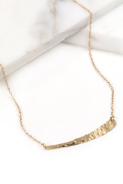 Brushstroke Necklace
