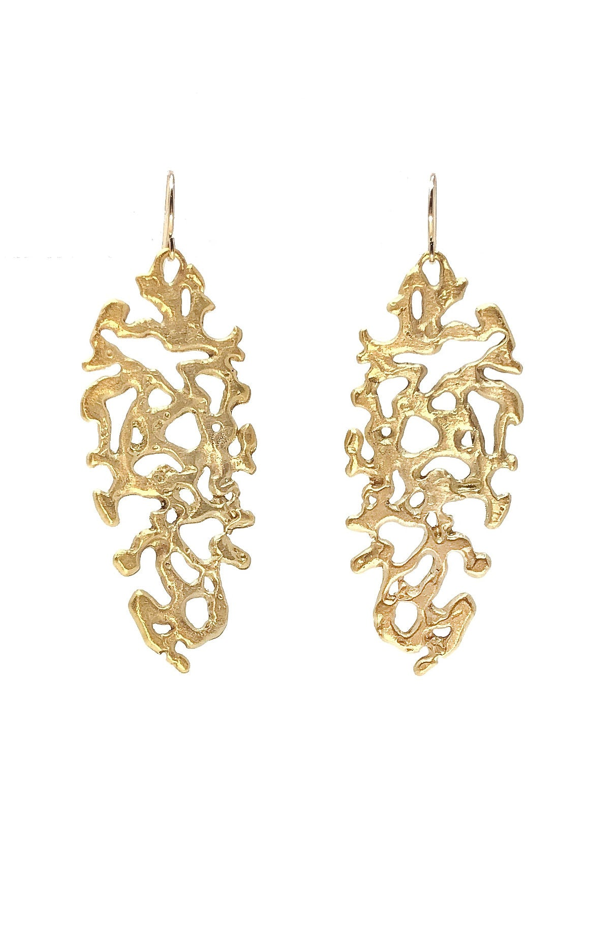 Liquid Gold Earrings