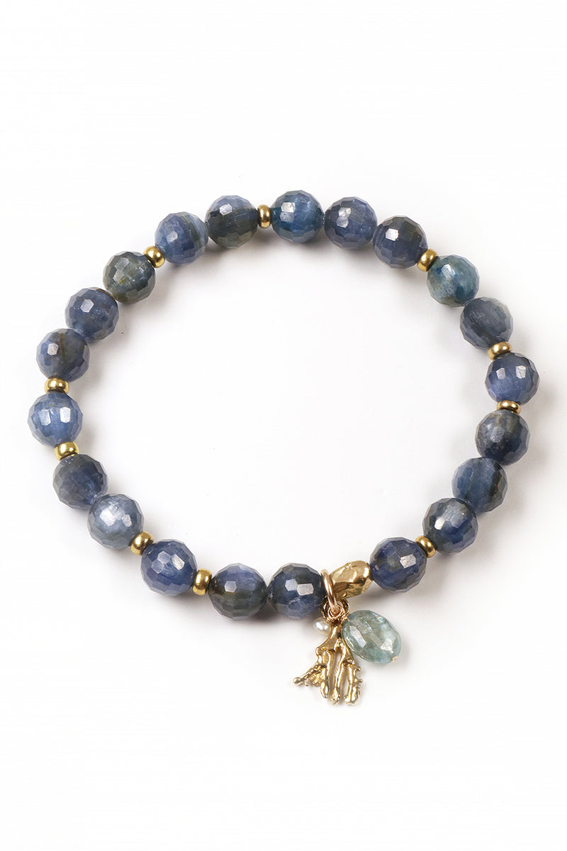 Insight Kyanite Bracelet