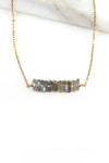 Restore Labradorite Necklace