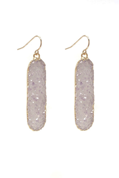 Virago Druzy Earrings