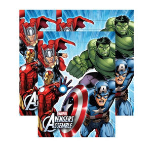 Avengers Party Supplies Tableware for 8 Guests